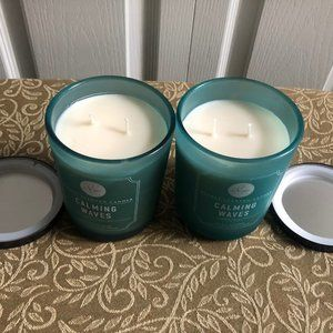DW Home Other - DW HOME Calming Waves LOT OF 2 Candles